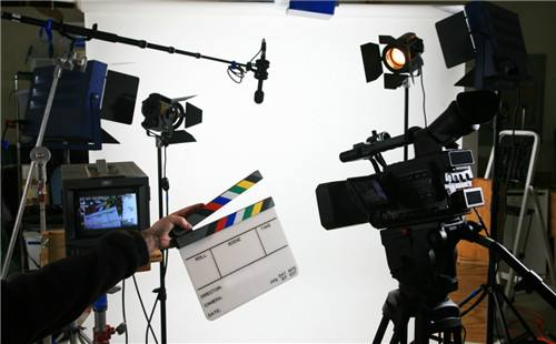How does the corporate video work to achieve the effect of enhancing the brand?